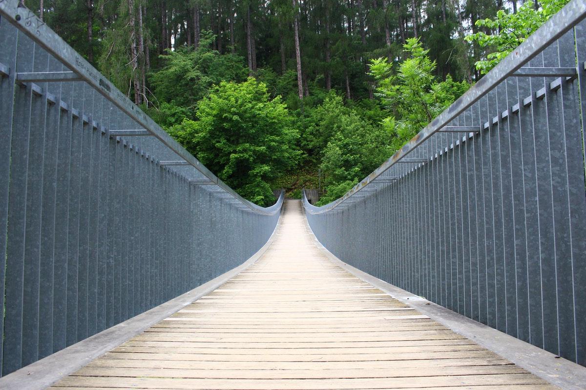 สะพานข้ามน้ำเชี่ยว-ระบบส่งต่อ
